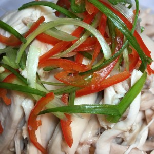 Hand-Shredded Tender Chicken