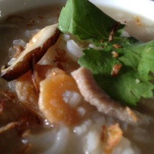 Hokkien Dried SHrimps Salted Porridge