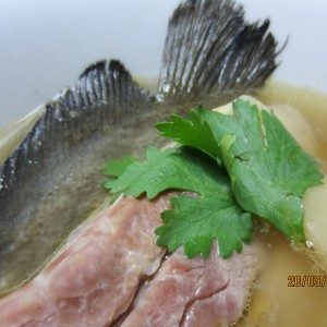 Salted-Fish Pork-Belly Soup™
