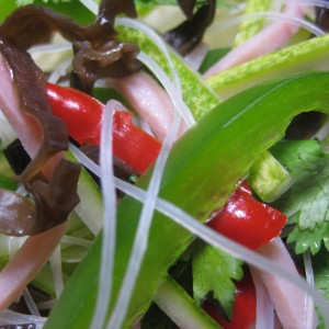 Sweet & Sour Chilled Chop-suey
