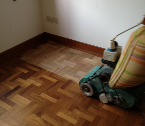 Flooring & table top maintenance