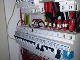 electrical maintenance chores