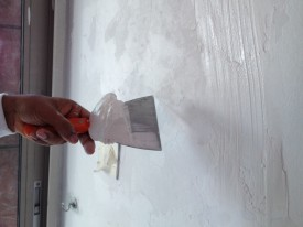 Painting wall ceiling maintenance